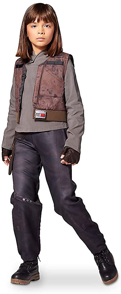 Star Wars Sergeant Jyn Erso Costume for Kids - Rogue One: A Story Size 4