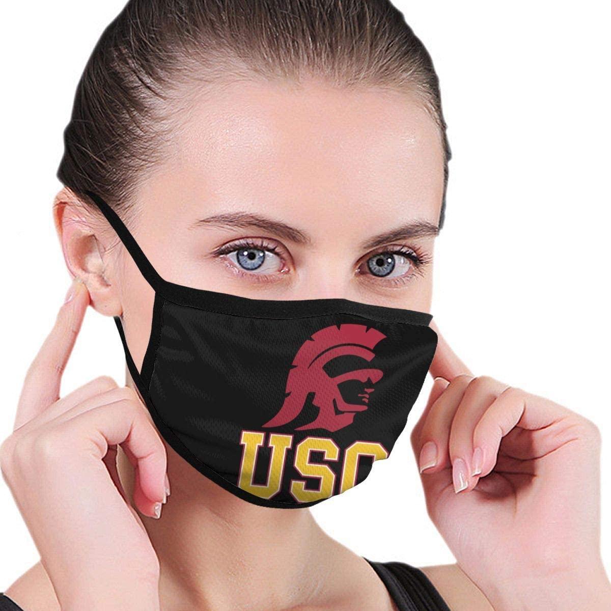 Usc Commemorate Outdoor Decorative Face Protection Face Cover Bandana Gaiter Balaclava Scarf Headwear