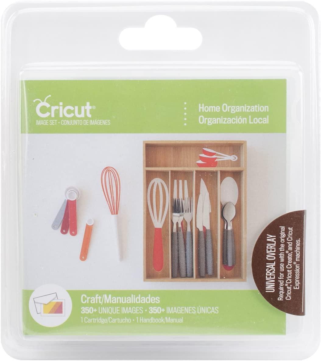 Cricut 2002653 Home Organization Cartridge
