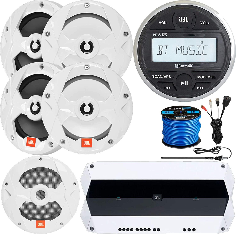 JBL Solid Audio System Digital Media Bluetooth Receiver - 4 Multi-Element 6.5