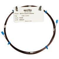 RESTEK 70081 Hydroguard-Treated MXT Guard/Retention Gap Column/Transfer Line, 0.53 mm ID, 5 m Length