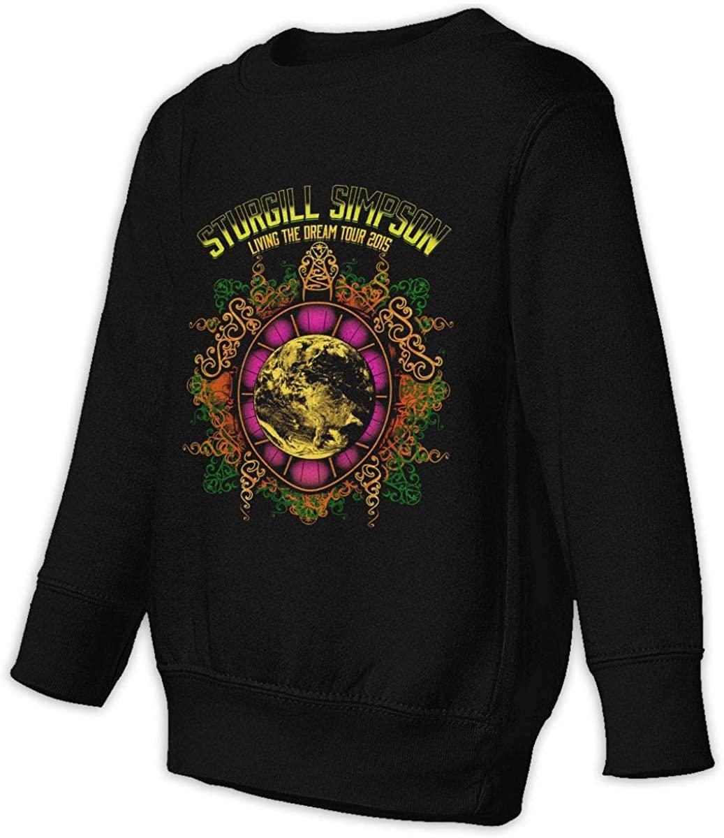 NOT Sturgill Simpson Unisex Sweatshirt Youth Boy and Girls Pullover Sweatshirt