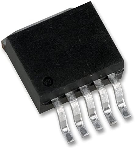 LM2576-12WU - DC/DC CONV, BUCK, 52KHZ, TO-263-5 (Pack of 20) (LM2576-12WU)