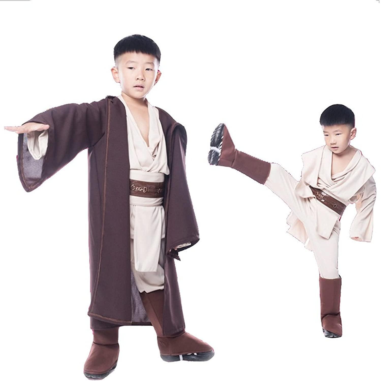 OBI Wan Kenobi Child Halloween Cosplay Costume
