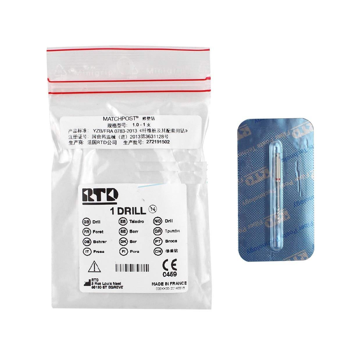 Dental RTD MATCHPOST Dressing drill -1.0#