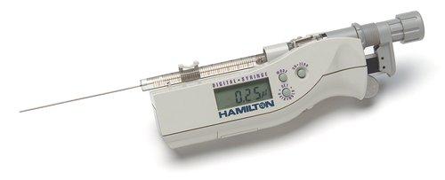 Hamilton DS80300 Digital Syringe, 701N 26S GA Needle Gauge, 2 μL, 2 Point Style, 10 μL