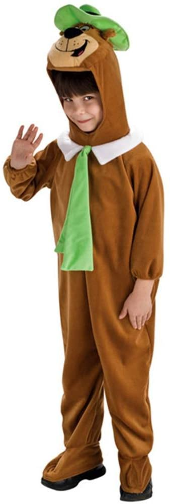 Yogi Bear Costume Size: Toddler (2-4)