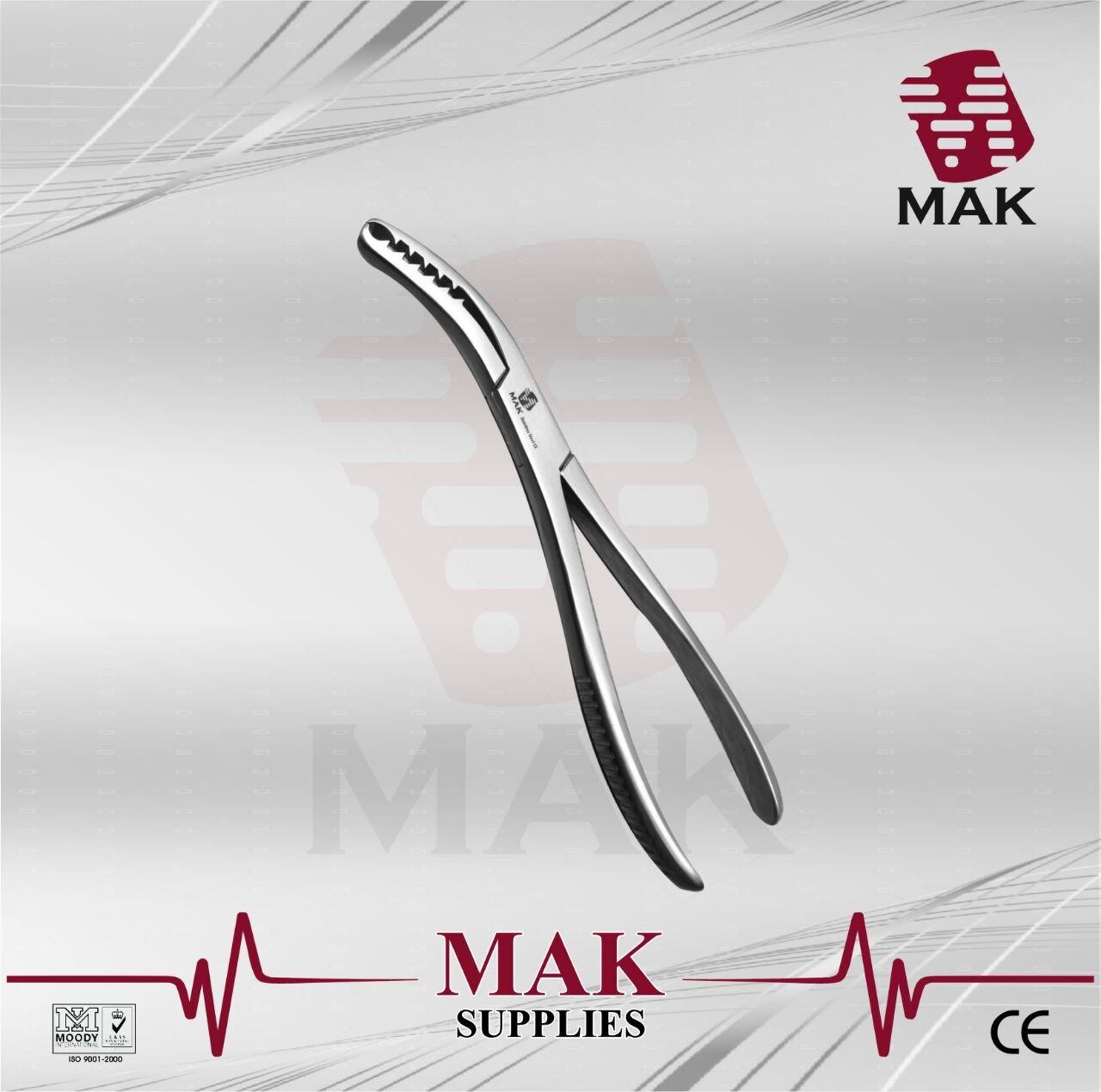 MAK Bone Holding Forceps Semb 19cm Fine Quality Instruments