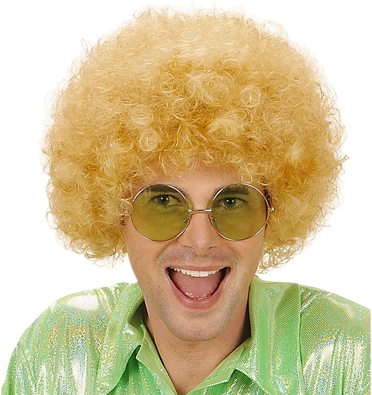 WIDMANN 5978D?Curly Wig Blond
