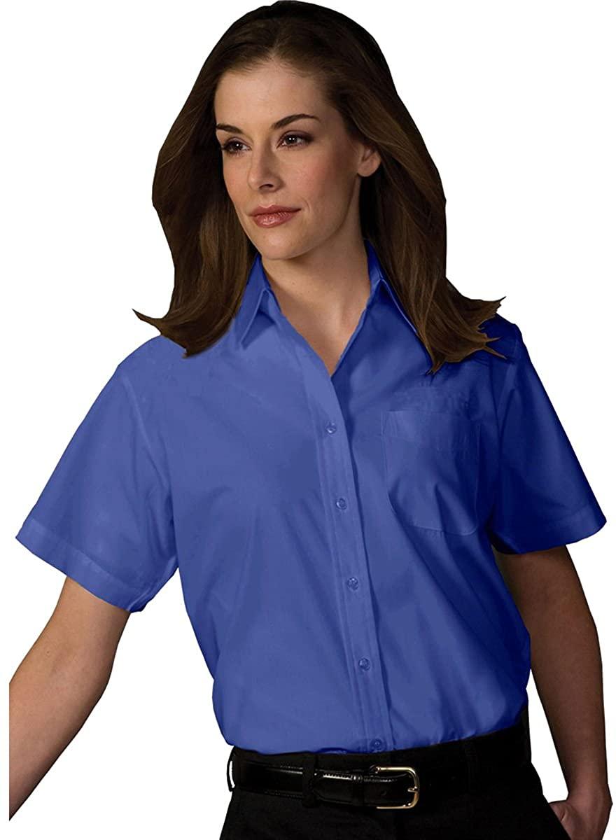 Womens Short Sleeve Value Shirt