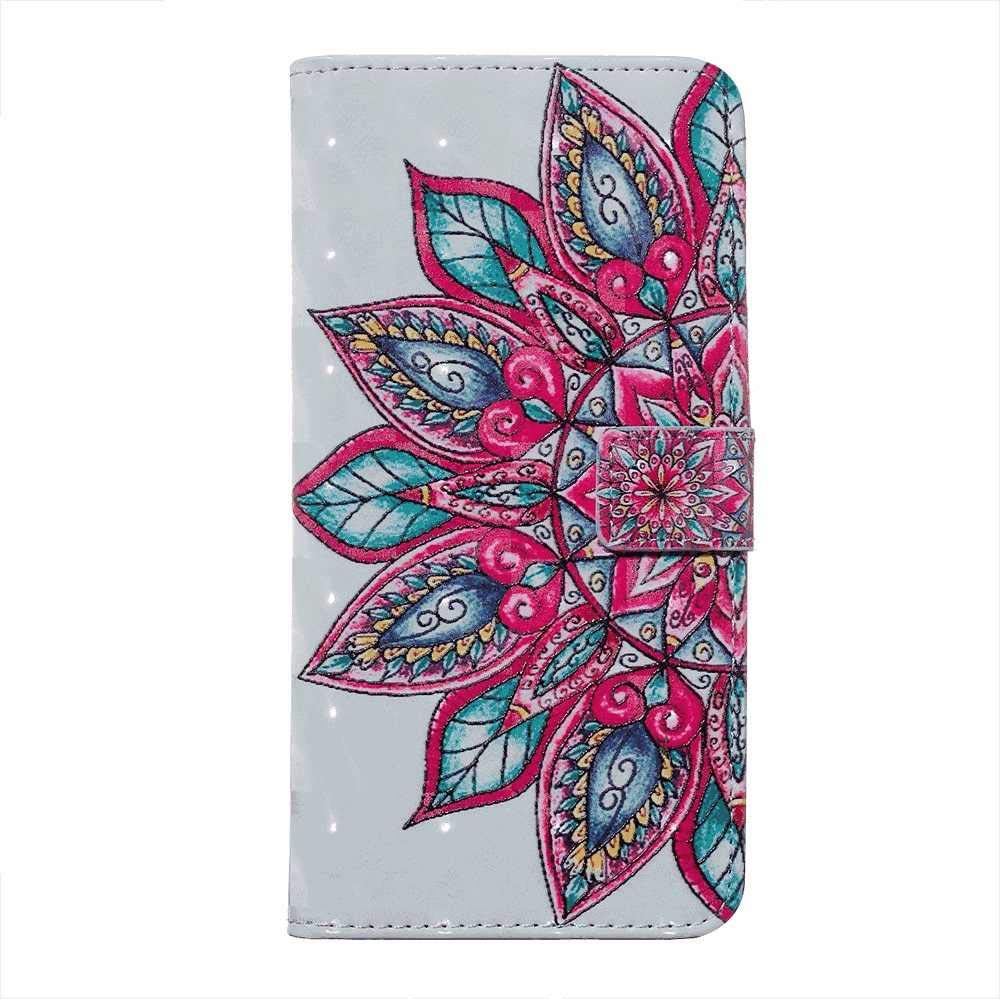 Samsung Galaxy A8 2018 Flip Case, Cover for Samsung Galaxy A8 2018 Leather Extra-Shockproof Business Mobile Phone case Card Holders Kickstand with Free Waterproof-Bag Judicious