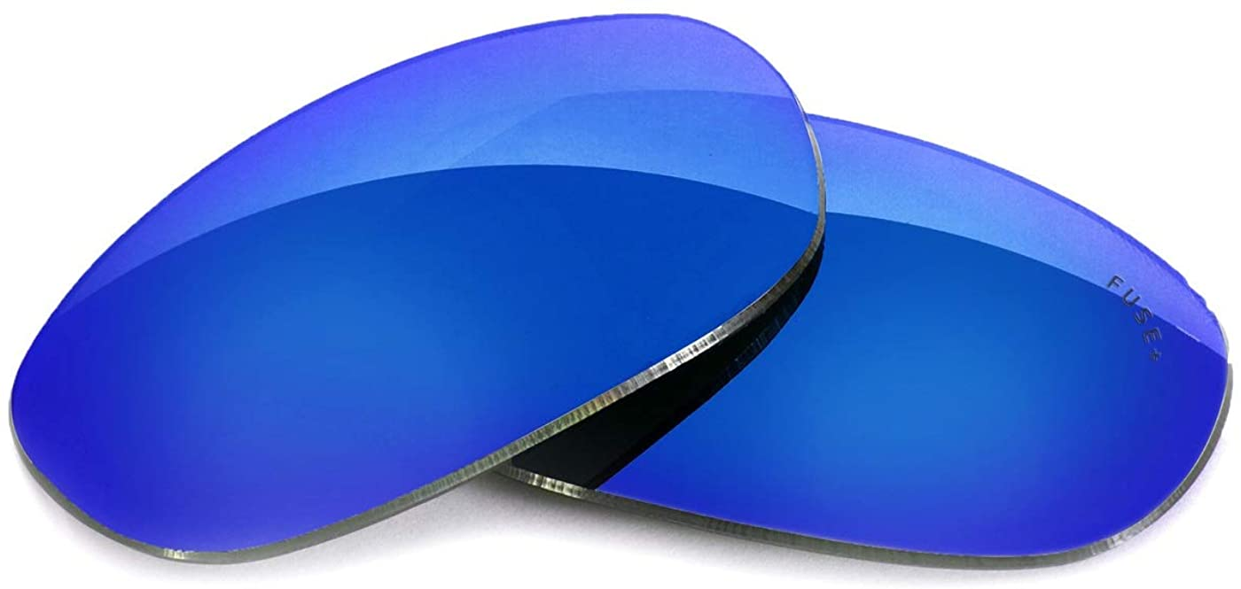 Fuse Lenses Fuse +Plus Replacement Lenses for Oakley Square Wire 3.0