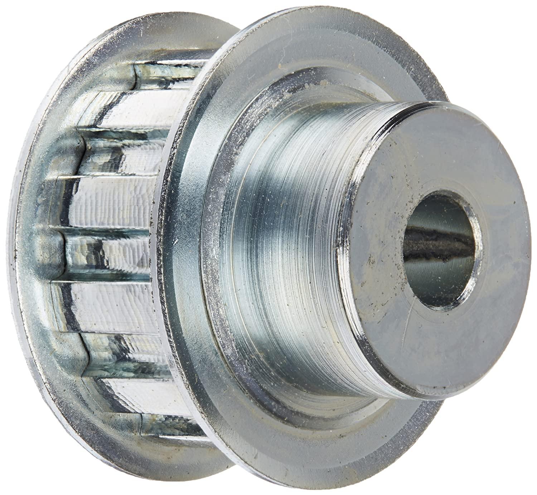 Gates PB12L050 PowerGrip Steel Timing Pulley, 3/8
