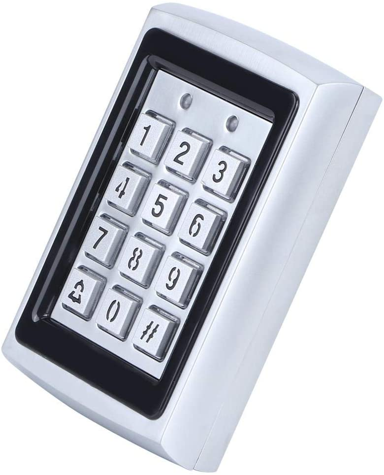 Intelligent Programming Entry System, Password Access Control, for Home Office