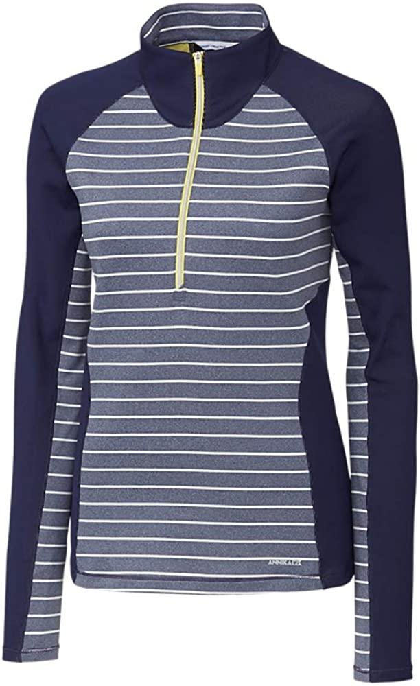 Cutter Women's Half Zip Pullover