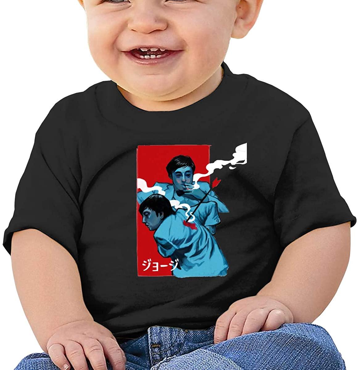 AP.Room Colorful Short-Sleeved Comfortable and Refreshing Shirt Joji Baby T-Shirt