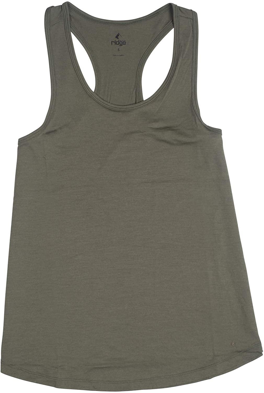 Ridge Merino Wool Women's Frankie Tank Top