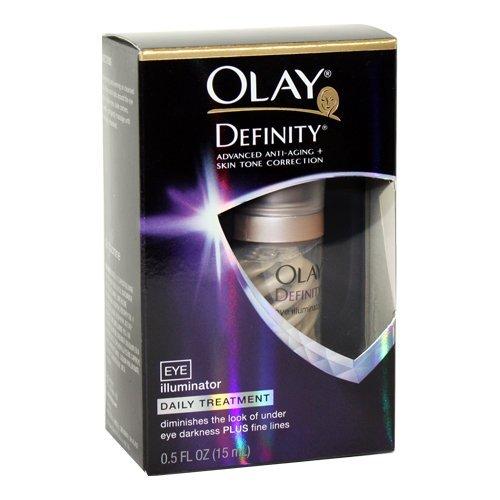 Olay Definity Illuminating Eye Treatment - Treatment 0.5 Oz, .5 Oz