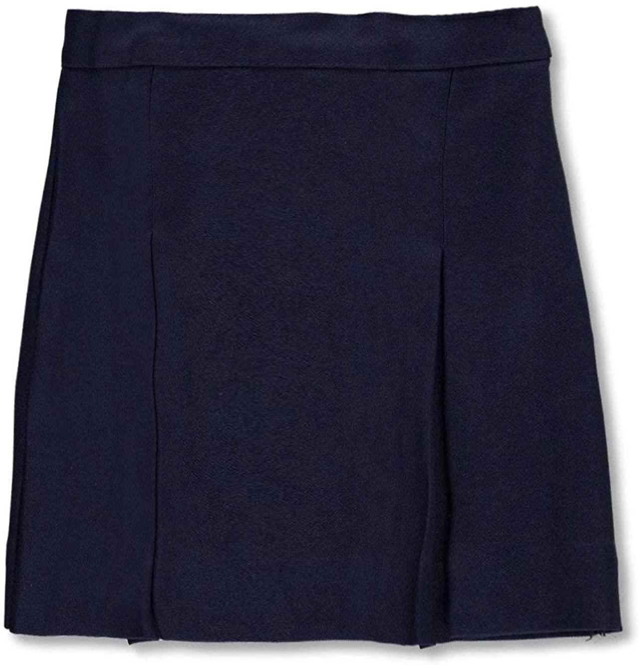 Cookie's Girls' Box Pleat Plaid Uniform Skirt