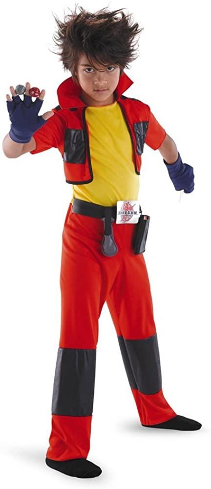Bakugan Dan Classic - Size: Child S(4-6)