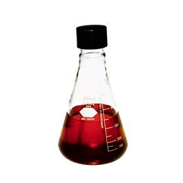 Erlenmeyer Flasks with Screw Caps, 250 ML - 26505-250 - EACH