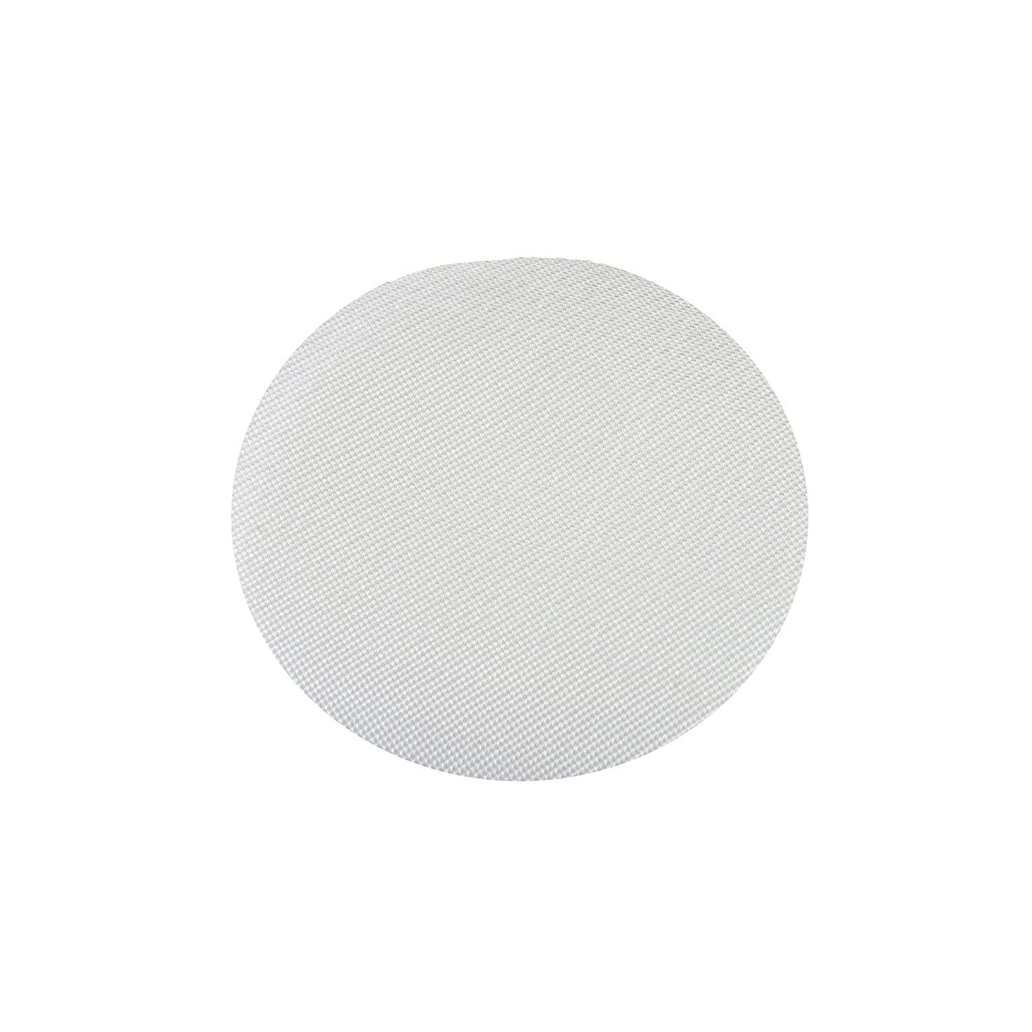 Millipore JHWP01300 White PTFE Omnipore Hydrophilic Membrane Filters, 13mm Diameter, 0.45 Micron (Pack of 100)