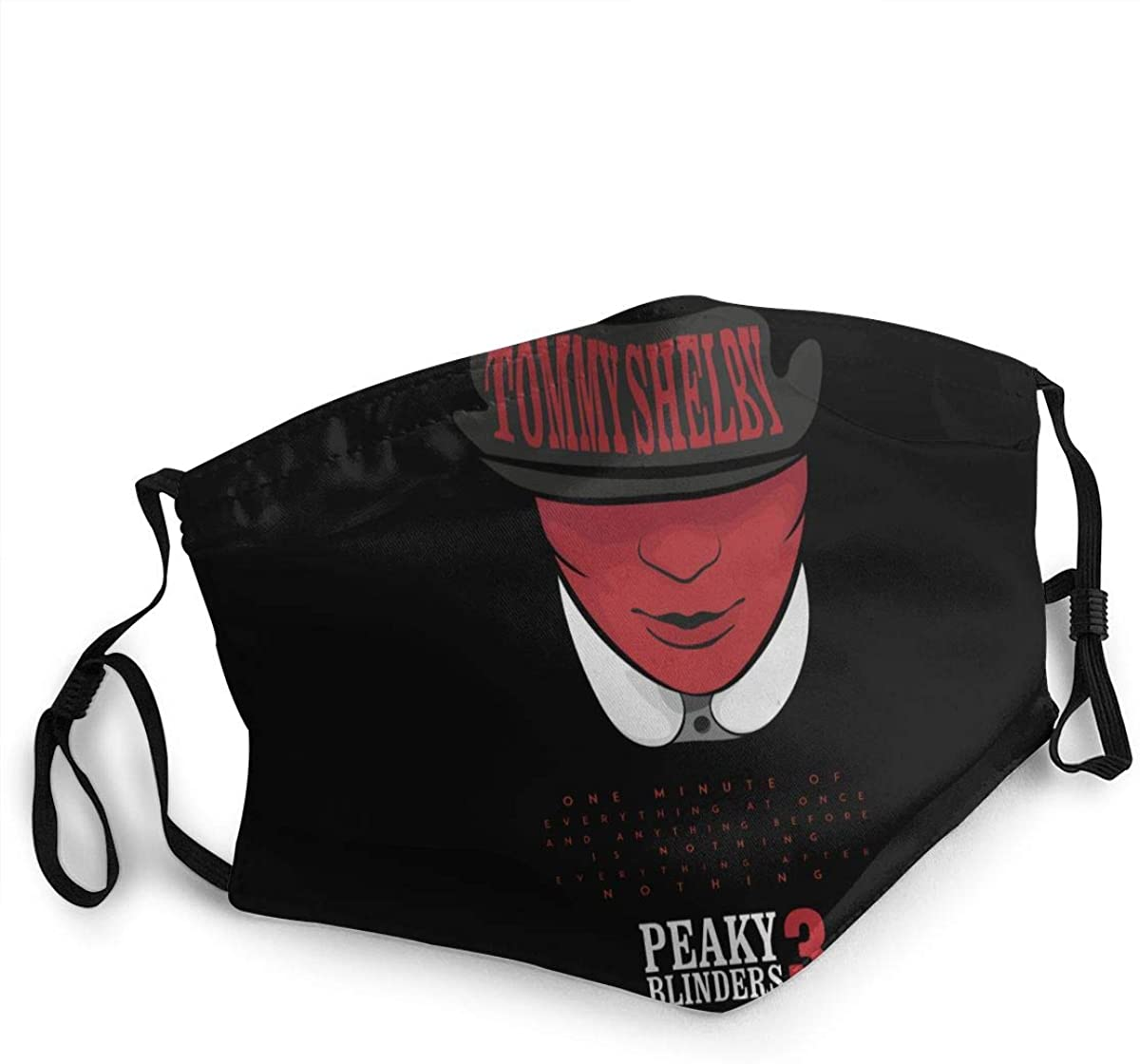 Peaky Blinders Washable Reusable Unisex Breathable Adult Dust Face Mouth Cloth Balaclava (Multiple Outfits)