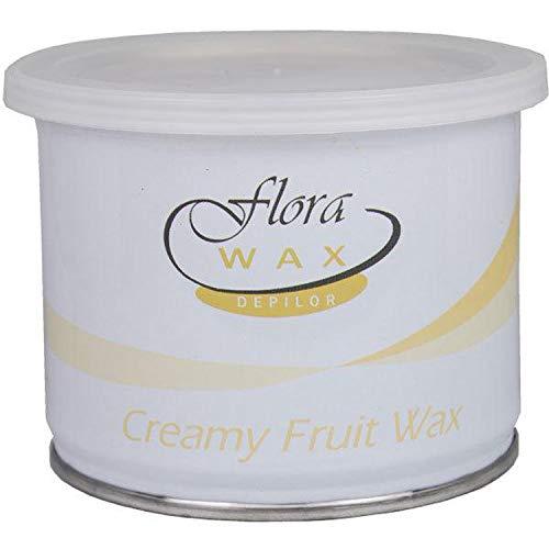 Flora Coconut Creamy Soft Wax (Strip) 14oz