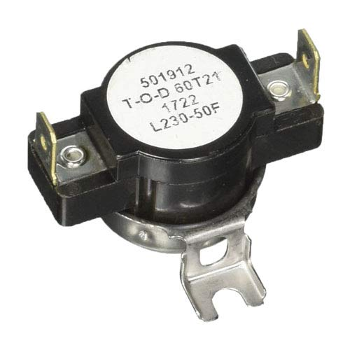 501912 - ClimaTek Direct Replacement for Samsung Dryer Thermostat Limit Switch L230-50F