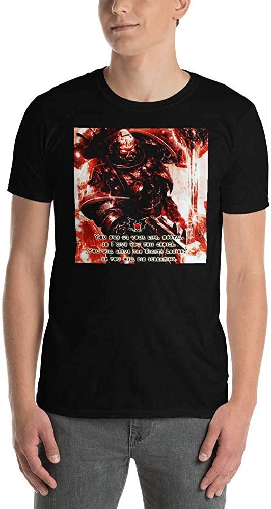 The Primarch Adeptus Astartes 40k Gaming Classic Short-Sleeve Unisex T-Shirt