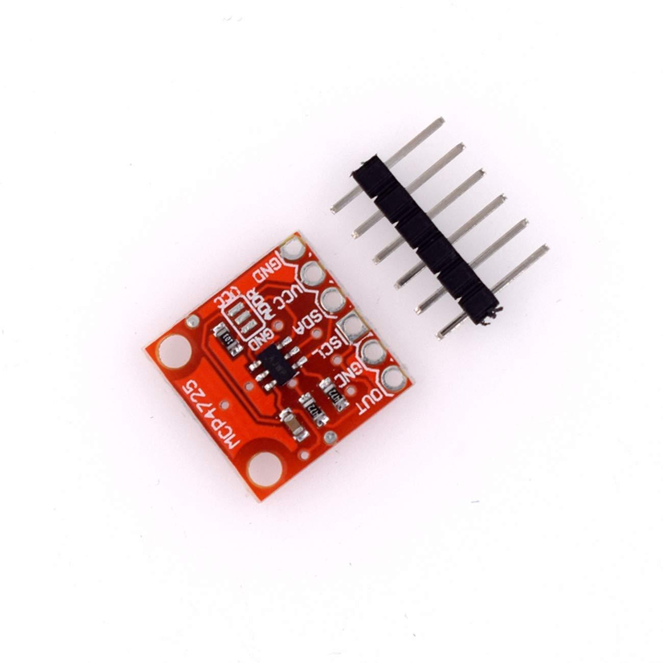 1pcs/lot MCP4725 I2C DAC Breakout Module Development Board
