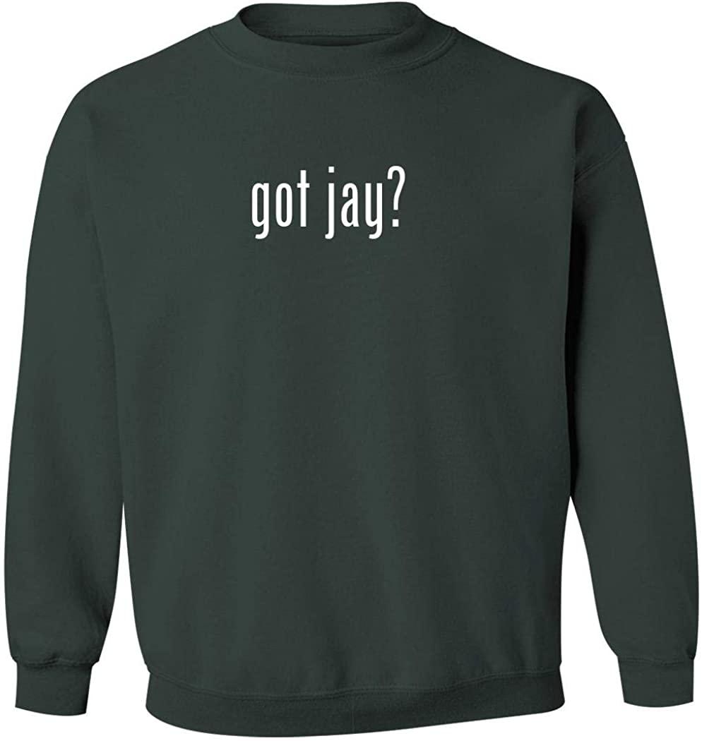 got jay? - Men's Pullover Crewneck Sweatshirt