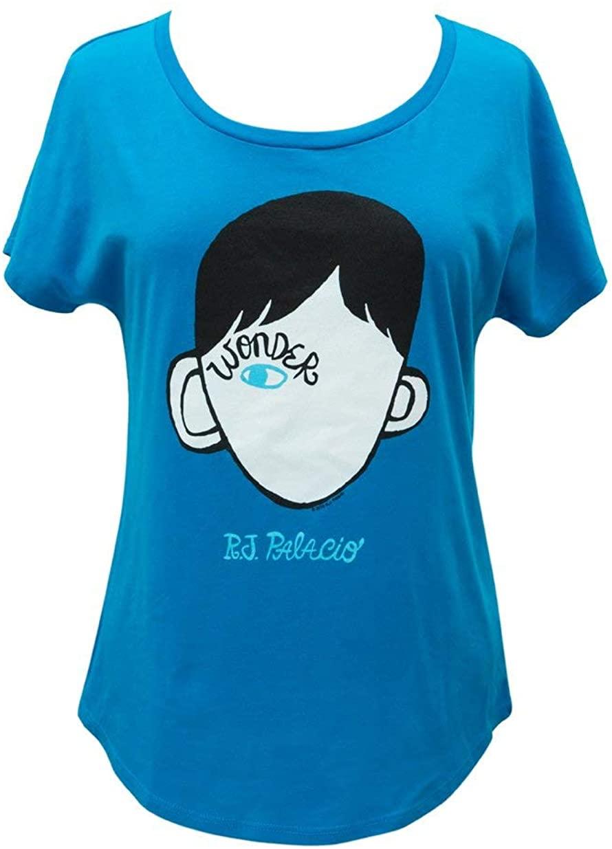 Out of Print Wonder by R.J. Palacio Women's Dolman T-Shirt
