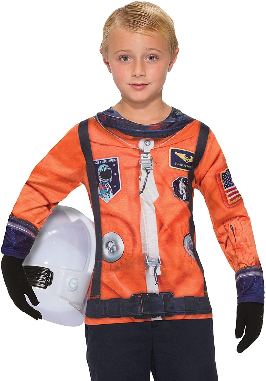 Forum Novelties Kids Astronaut Costume, Multicolor, Medium