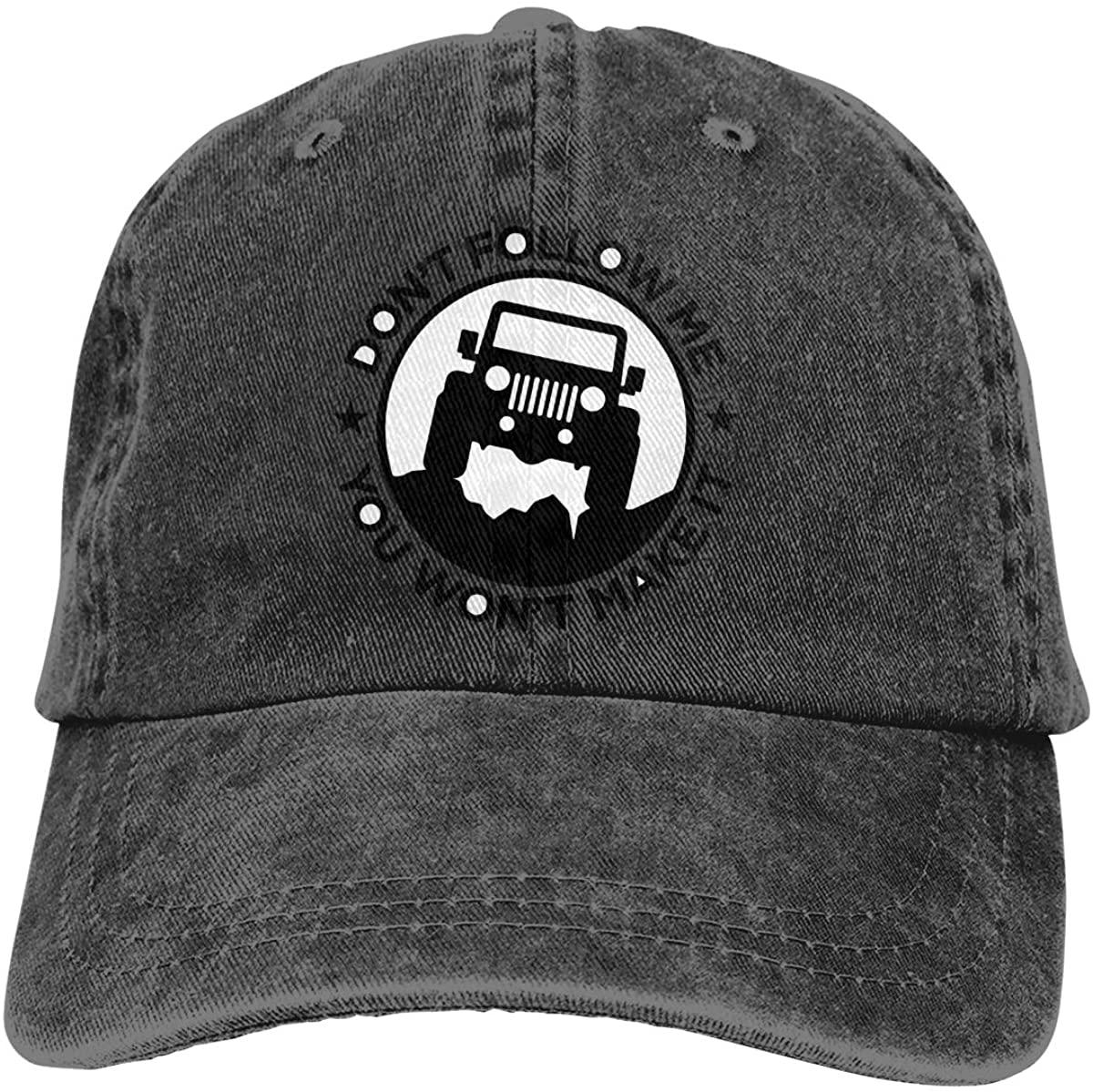 Washed Adjustable Baseball Cap Low Profile Dad Hats Men Women The Wave