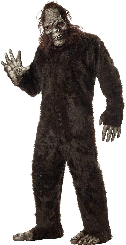 California Costumes Men's Plus-Size Big Foot Suit Costume In Plus