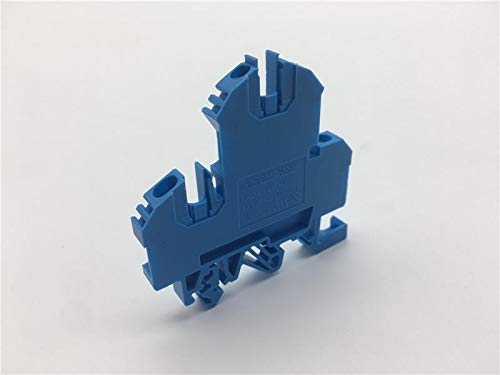 Conta Clip RKD4/BI Terminal Block 4MM 32AMP 500VAC Blue