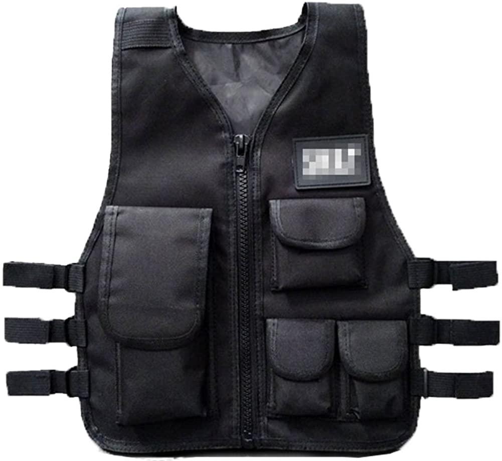 Gskids Tactical Vest Children Adjustable Outdoor Clothing