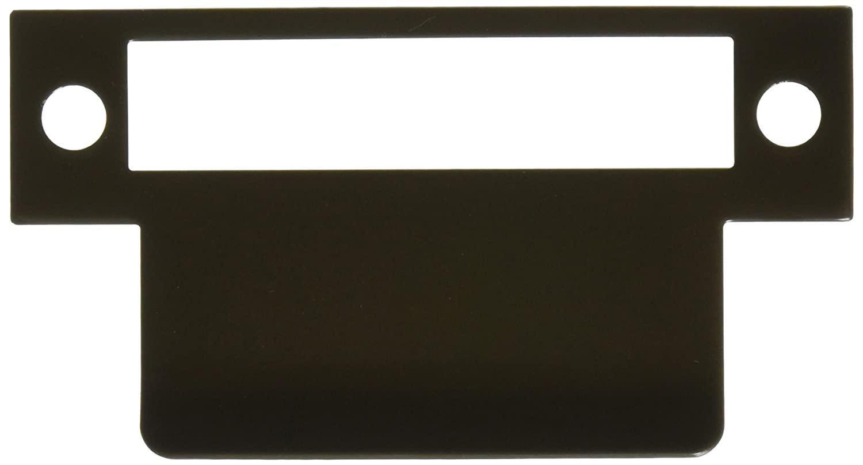 Don-Jo MEST-102 13 Gauge Steel Mortise Type Extended Lip ANSI Strike, Dura coated, 2