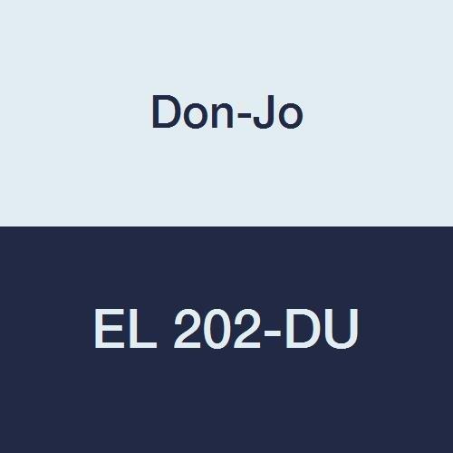 Don-Jo EL 202 13 Gauge Extended Lip Strike, Dura Coated, 2