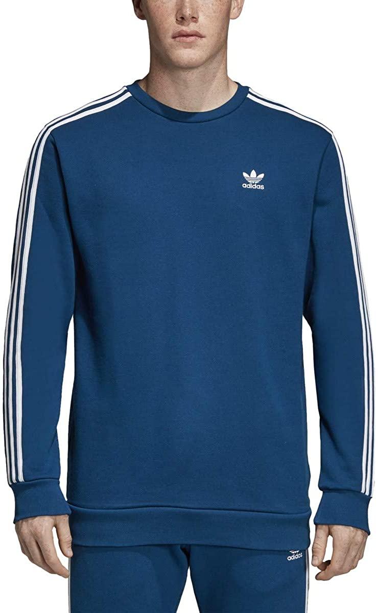 adidas Mens Originals RADKIN Crewneck Sweatshirt DU8142