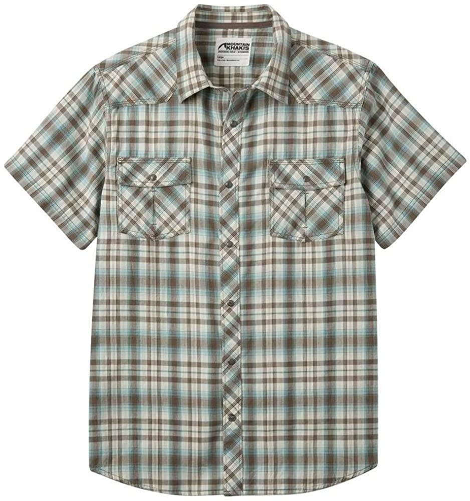 Mountain Khakis Rodeo SS Shirt - Men's Firma Large