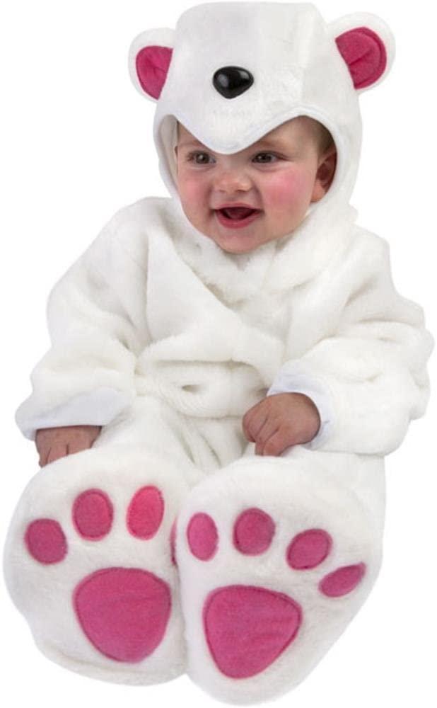 Unique Baby Infant Polar Bear Costume (12-18 Months)