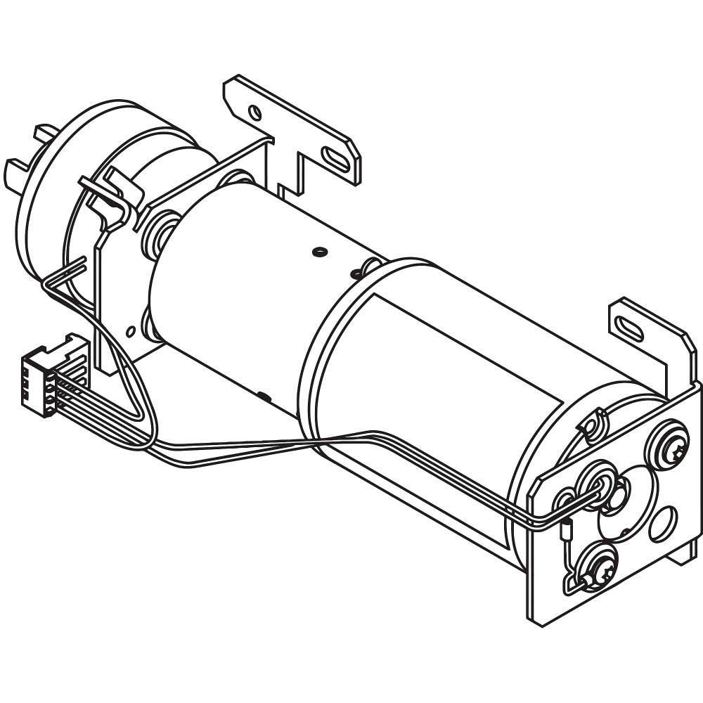 LCN 46303454 4630-3454 Motor Clutch Assembly