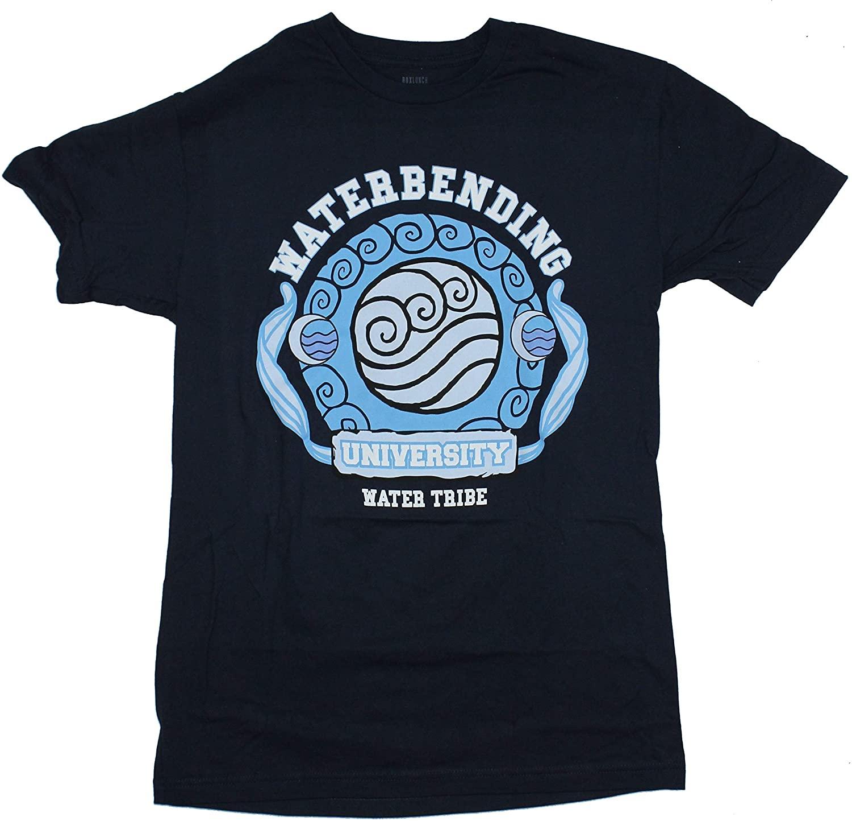 Avatar The Last Airbender Mens T-Shirt - Waterbending University Team Shirt