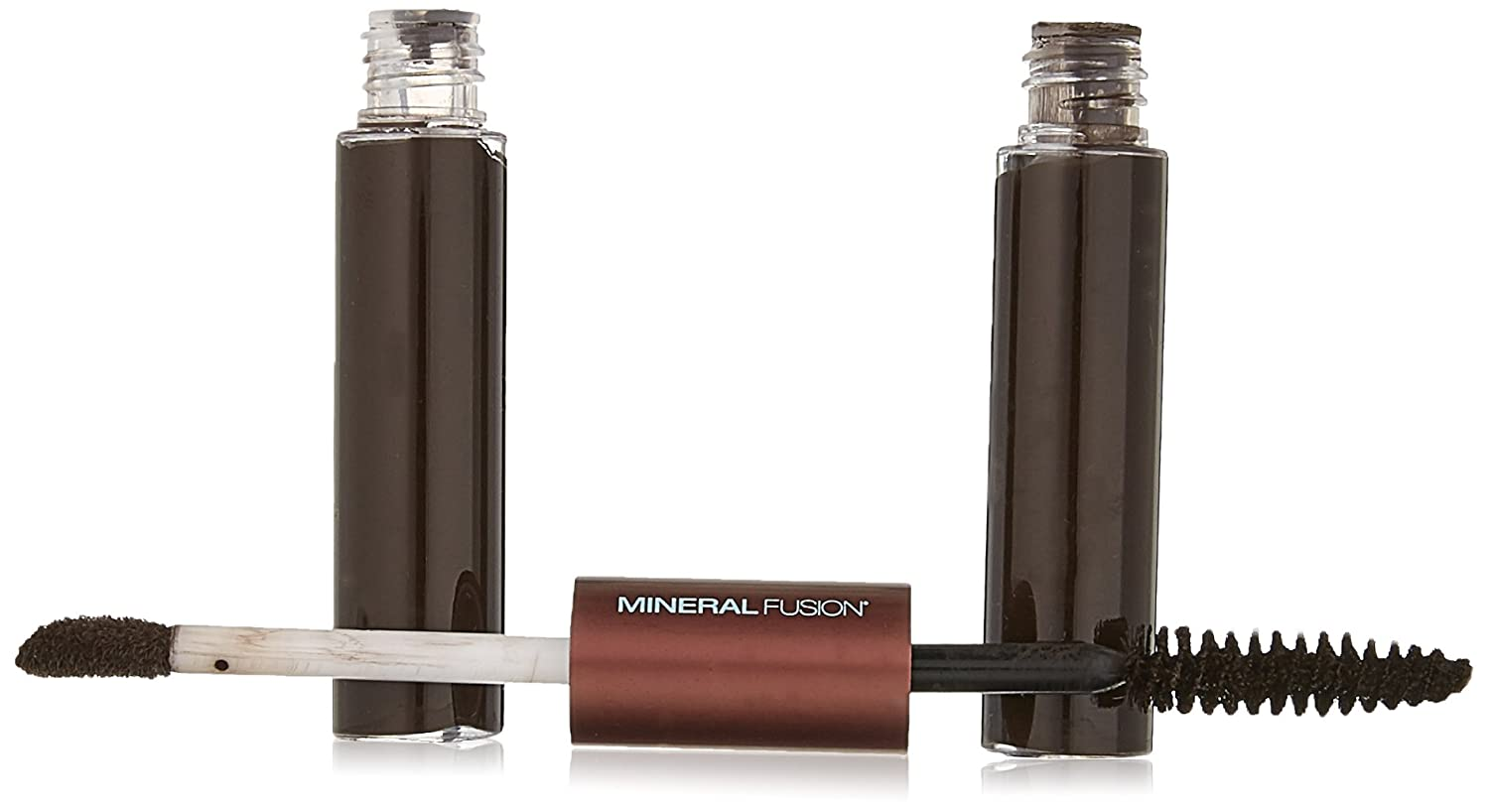 Mineral Fusion Gray Root Concealer for Hair Dark Brown, 0.28 Ounce (Packaging May Vary)