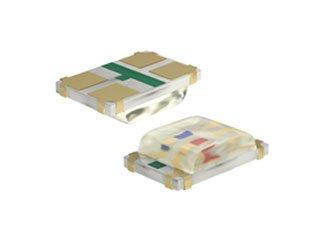 KINGBRIGHT APHBM2012SURKCGKC Red/Green 2 x 1.25 x 0.45 mm 120º Water Clear 250/55 mcd 1.95/2.1 V Chip LED SMT - 2000 item(s)