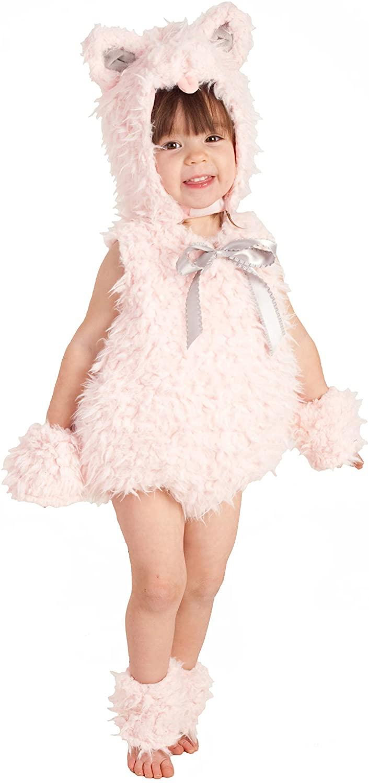 Princess Paradise Shaggy Pink Kitty Costume
