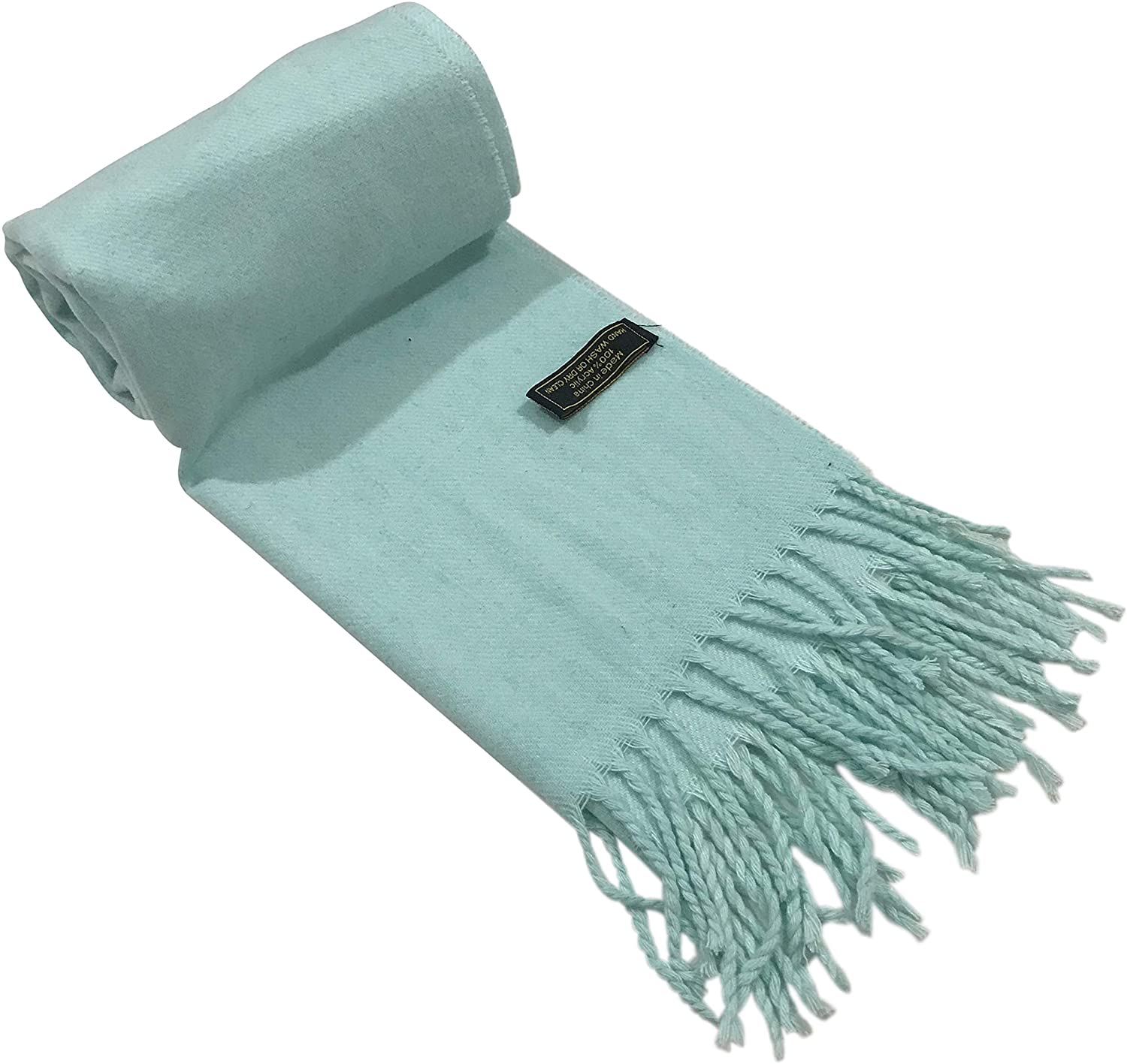 Men's Solid Color Design Fashion Knitted Scarf Scarves Fall/Winter Wrap CJ Apparel NEW