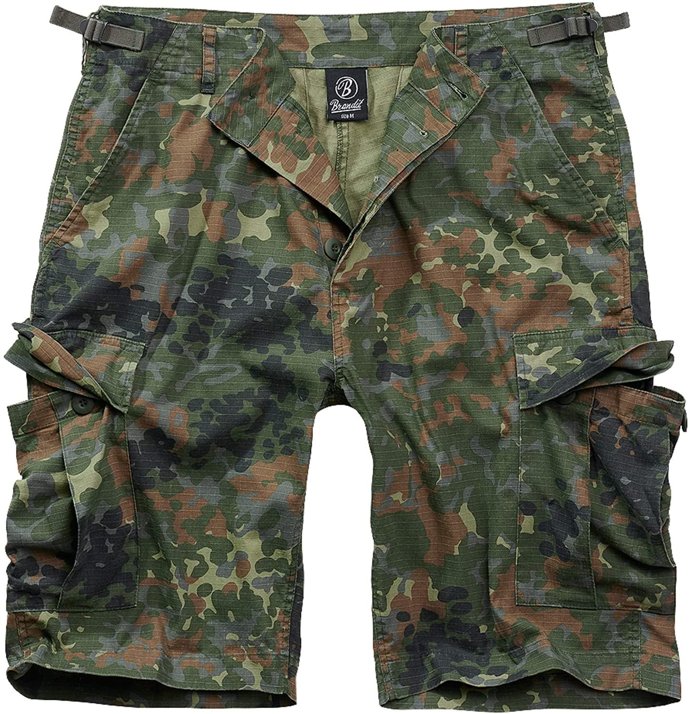 Brandit Men Cargo Shorts BDU Ripstop